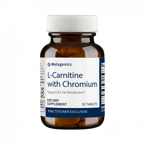 L-Carnitine with Chromium